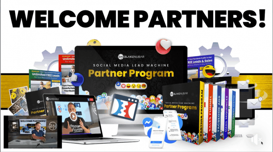 Blake Nubar Partner Program