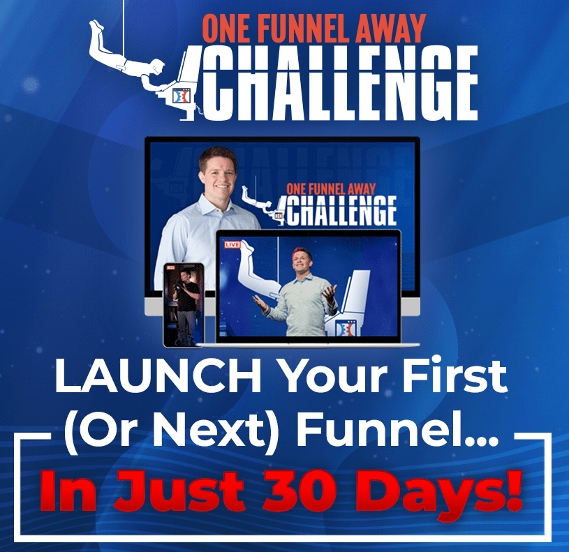 One Funnel Away Challenge 2021 Review